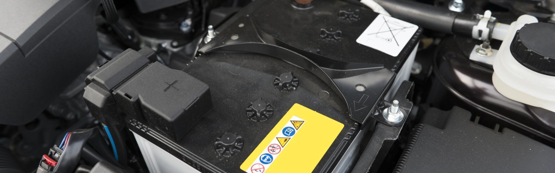 Bateria samochodowa