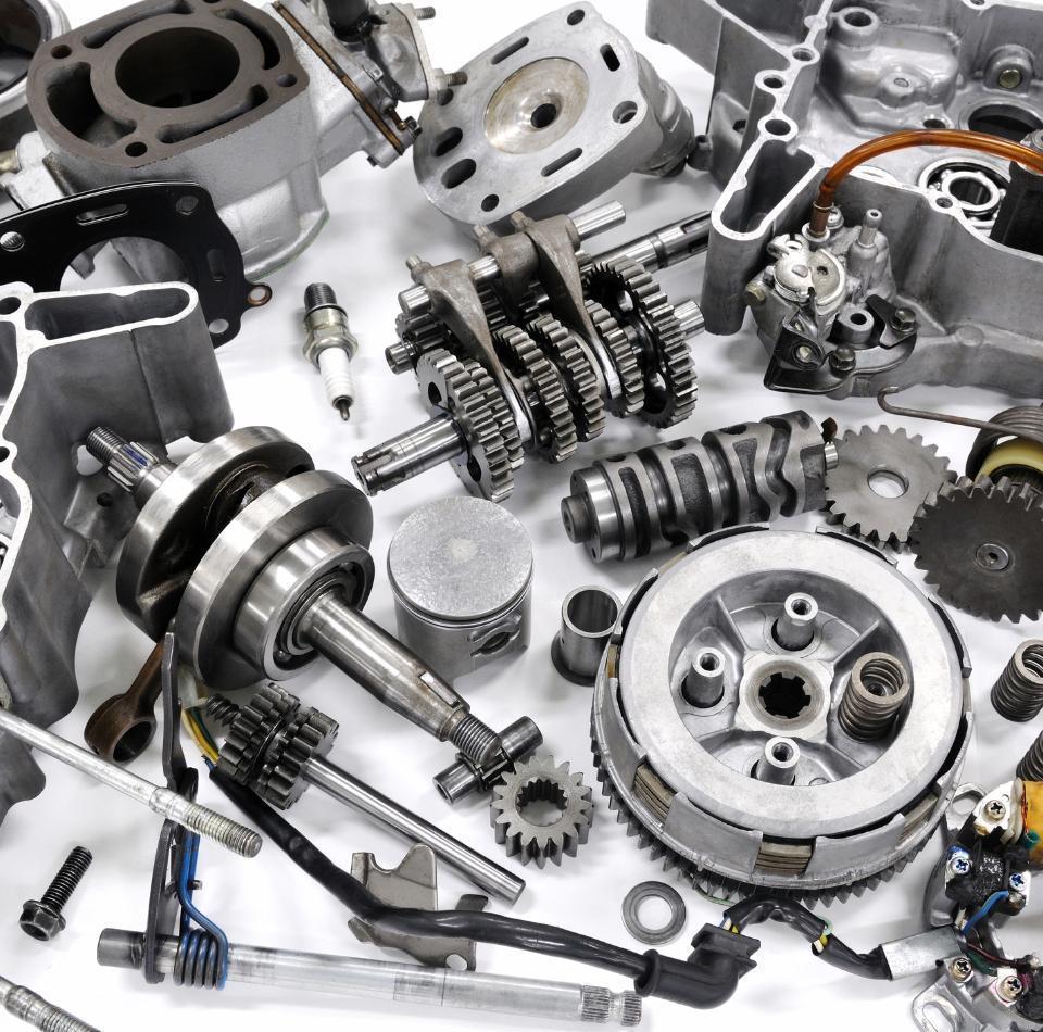 Części mechaniczne